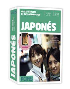 Chapultepecuno.mx Curso Pons Japones (1 Libro + 2 Cd) Image