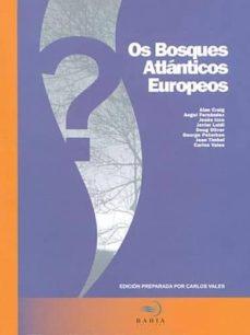 os bosques atlanticos europeos-9788487674419