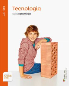 Inmaswan.es Tecnologia. Sèrie Construeix 1º Secundaria Catala Ed 2015 Image