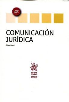 comunicacion juridica-elisa beni-9788491199519
