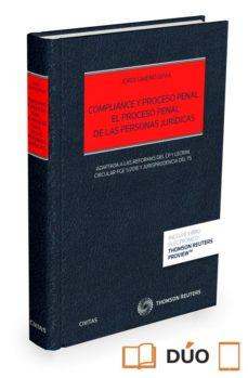Ojpa.es Compliance Y Proceso Penal. El Proceso Penal De Las Personas Jurídicas Image