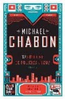 el sindicat de policies jueus-michael chabon-9788492406319
