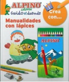 Concursopiedraspreciosas.es Crea Con Lapices: Manualidades Con Lapices (Colorea Guido El Duen De) Image