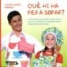 Enmarchaporlobasico.es Que Hi Ha Per Sopar? Image