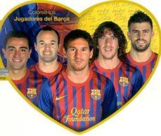 Bressoamisuradi.it Barça Libro: Colorea A Los Jugadores Barça Image