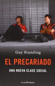 el precariado-guy standing-9788494100819