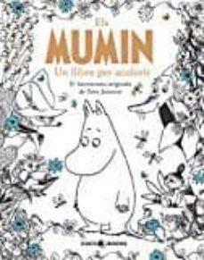 Cronouno.es Els Mumin. Un Llibre Per Acolorir Image