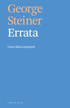 errata (catalan)-george steiner-9788494820519