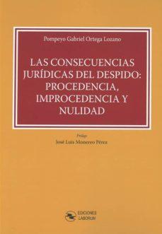 Inciertagloria.es Las Consecuencias Jurídicas Del Despido: Procedencia, Improcedencia Y Nulidad Image