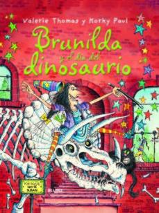 Permacultivo.es Bruja Brunilda Y El Día Del Dinosaurio Image