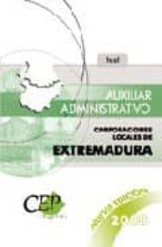 Vinisenzatrucco.it Test Oposiciones Auxiliares Administrativos Corporaciones Locales De Extremadura Image