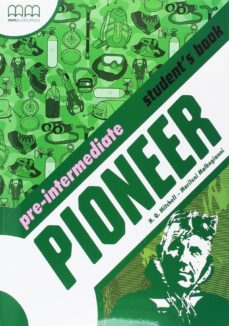 Descargas de libros de audio gratis en mp3 PIONEER PRE-INTERMEDIATE STUDENT BOOK+CD (Literatura española) 9789605098919