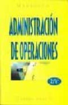 Followusmedia.es Administracion De Operaciones: Un Enfasis Conceptual (2ª Ed.) Image