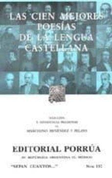 Debatecd.mx Las Cien Mejores Poesias De La Lengua Castellana Image