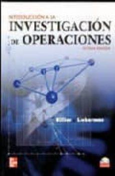 Titantitan.mx Introduccion A La Investigacion De Operaciones (8ª Ed.) (Incluye Cd-rom) Image