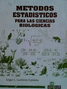 Upgrade6a.es Métodos Estadísticos Para Las Ciencias Biológicas Image