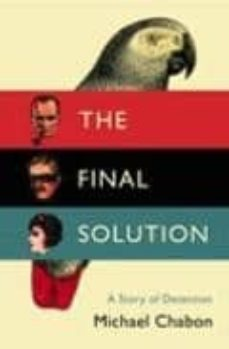 the final solution-michael chabon-9780007196029