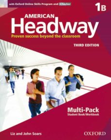 american headway 1 multipack-9780194725729