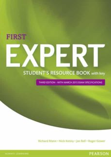 Descargar Ebook for j2ee gratis EXPERT FIRST 3RD EDITION STUDENT S RESOURCE BOOK WITH KEY 9781447980629 (Spanish Edition) de