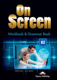 Libros para descargar gratis para ipad. ON SCREEN B2 WORKBOOK (INT) ePub 9781471552229