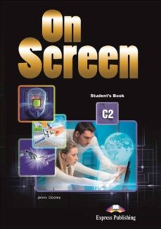 Epub ebooks para descargar ON SCREEN C2 STUDENT S BOOK (INT) de  9781471577529