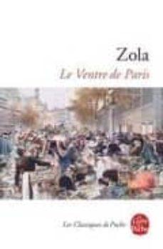le ventre de paris-emile zola-9782253005629