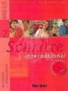 Descargar SCHRITE INTERNATIONAL 2.KB + AB + CD + GLOS. gratis pdf - leer online