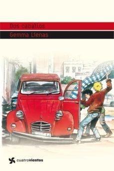 dos caballos (ebook)-gemma lienas-9788408132929