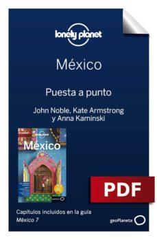 méxico 7_1. preparación del viaje (ebook)-9788408184829