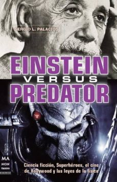 Geekmag.es Einstein Versus Predator Image