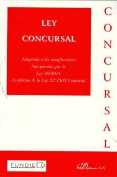 Eldeportedealbacete.es Ley Concursal Image