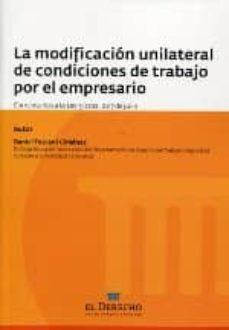 Enmarchaporlobasico.es La Modificacion Unilateral De Condiciones De Trabajo Por El Empre Sario Image