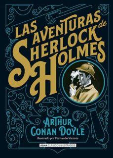 Javiercoterillo.es Las Aventuras De Sherlock Holmes (Clásicos Ilustrados) Image