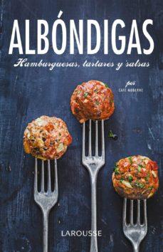 (pe) albondigas, hamburguesas, tartares y salsas-9788416368129