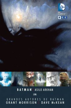 Ojpa.es Grandes Autores De Batman - Grant Morrison Y Dave Mckean: Asilo A Rkham (2ª Ed.) Image