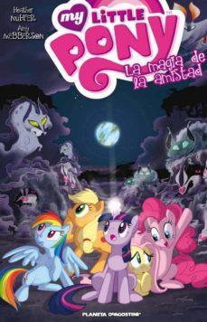 my little pony la magia de la amistad nº 02 (ebook)-heather nuhfer-amy mebberson-9788416767229