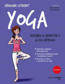 yoga: ¡descubra el bienestar y la paz interior!-juliette collonge-9788416972029