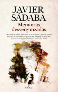 memorias desvergonzadas-javier sadaba-9788417418229