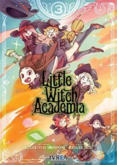 Followusmedia.es Little Witch Academia Nº 3 Image