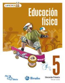 Ojpa.es Lapiceros Educación Física 5 (5º Primaria) Image