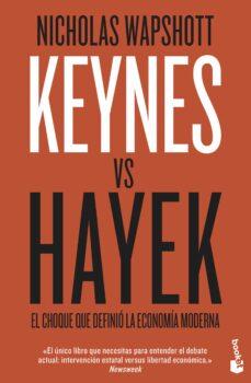 keynes vs hayek-nicholas wapshott-9788423425129