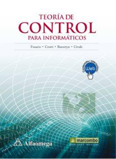 teoria de control para informaticos-ruben jorge fusario-patricia s. crotti-andres p.m. bursztyn-9788426719829