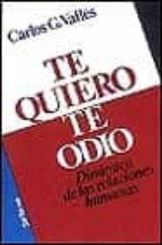 Permacultivo.es Te Quiero, Te Odio: Dinamica De Las Relaciones Humanas Image