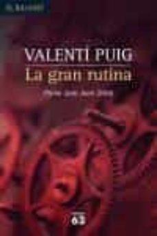 Geekmag.es La Gran Rutina (Premi Sant Joan 2006) Image