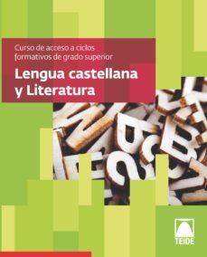 lengua y literatura (c.a.s) ed.14 - formacion prof-9788430733729
