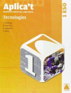 Lofficielhommes.es Aplicat Quad Tecnolog 1º Eso Suport Llibre Digcatala Image