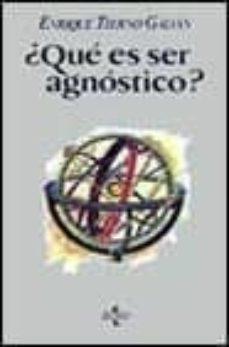 Yumara.it Que Es Ser Agnostico? (4ª Ed.) Image