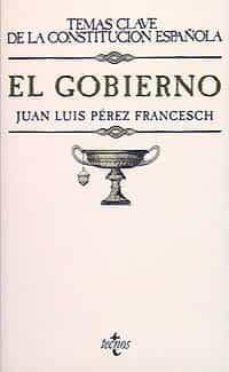 Descargar EL GOBIERNO gratis pdf - leer online
