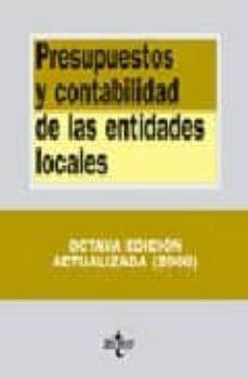 Vinisenzatrucco.it Presupuestos Y Contabilidad De Las Entidades Locales (8ª Ed.) (Bi Blioteca De Textos Legales Nº 133) Image