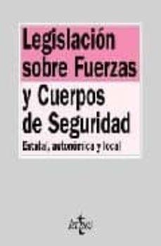 Lofficielhommes.es Legislacion Sobre Fuerzas Y Cuerpos De Seguridad: Estatal, Autono Mica Y Local Image